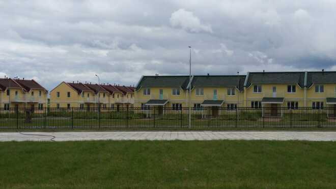 ЖК Есенин Village (Есенин Вилладж)